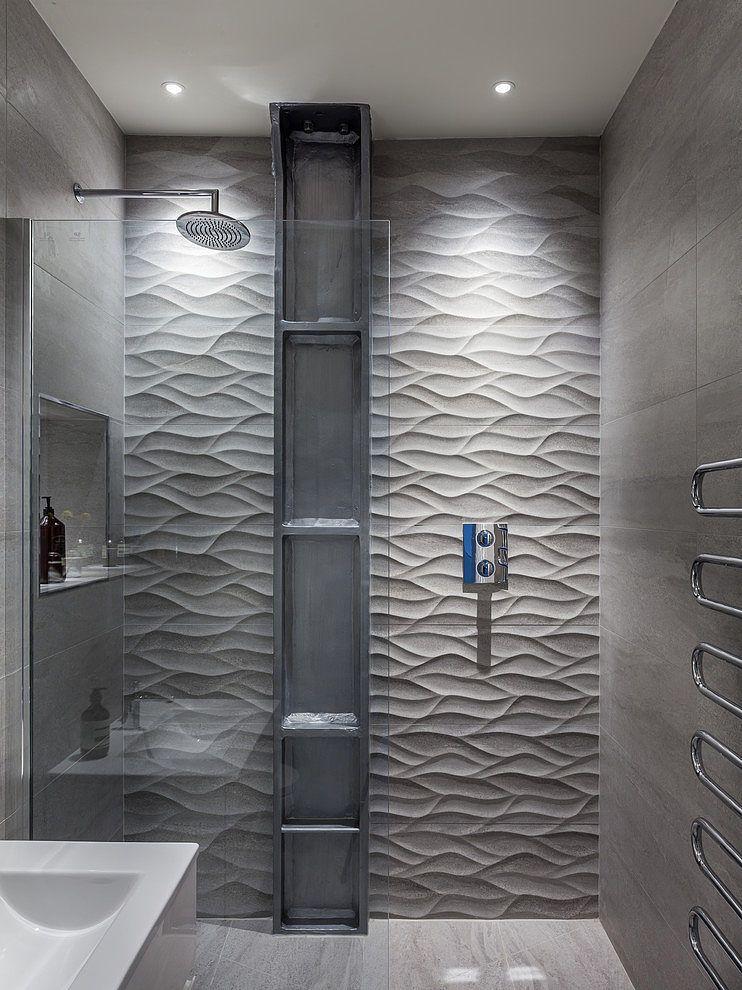 Porcelanosa - Venis Designerfliesen mit Wellenstruktur. Neu bei ...
