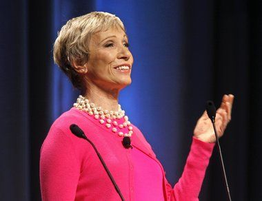 Barbara Corcoran  http://www.inc.com/barbara-corcoran/eight-lessons-for-entrepreneurs.html