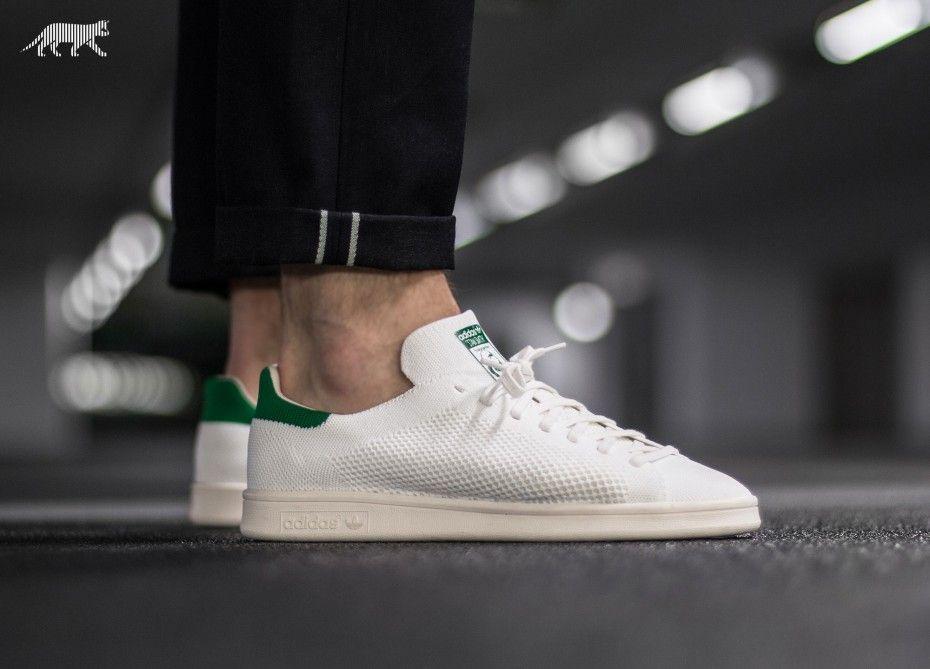 quality design 18241 10b64 adidas Stan Smith OG PK (Ftwr White   Ftwr White   Chalk White   Green)   White  chalk, Adidas stan smith and Adidas stan