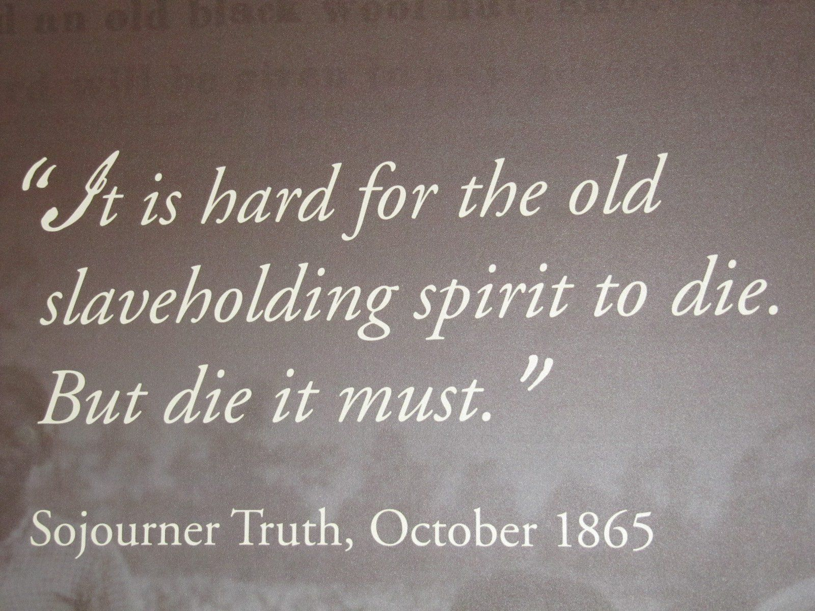Slavery Quotes Sojourner Truth Quotes About Slavery 46584  Nanozine  Good