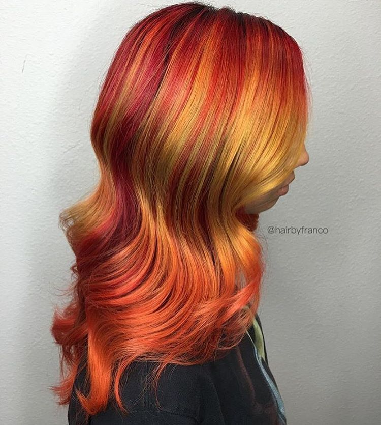 3851 Likes 40 Comments Pulp Riot Hair Color Pulpriothair On