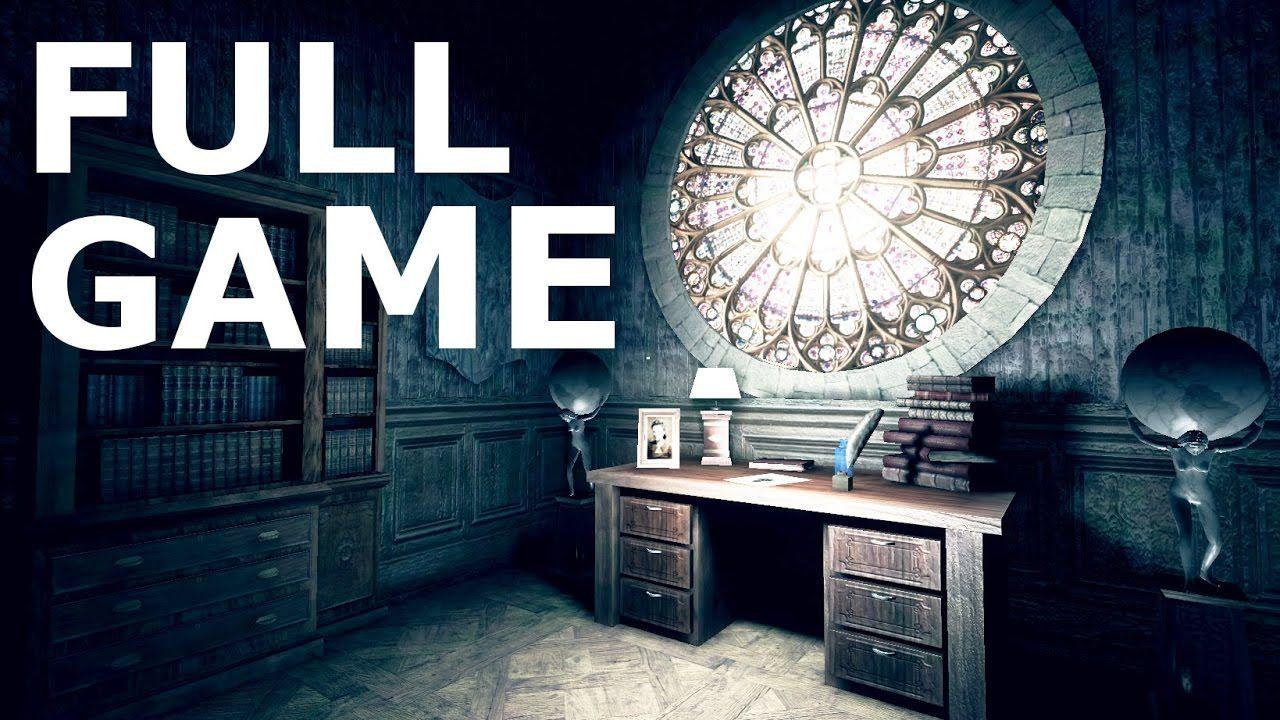 Krampus Full Game Walkthrough Gameplay Ending No Commentary Steam In 2020 Full Games Horror Game Indie Horror
