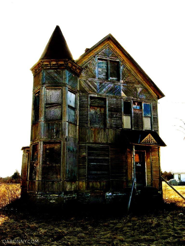 Abandoned farm house Upstate New York | Abandoned buildings