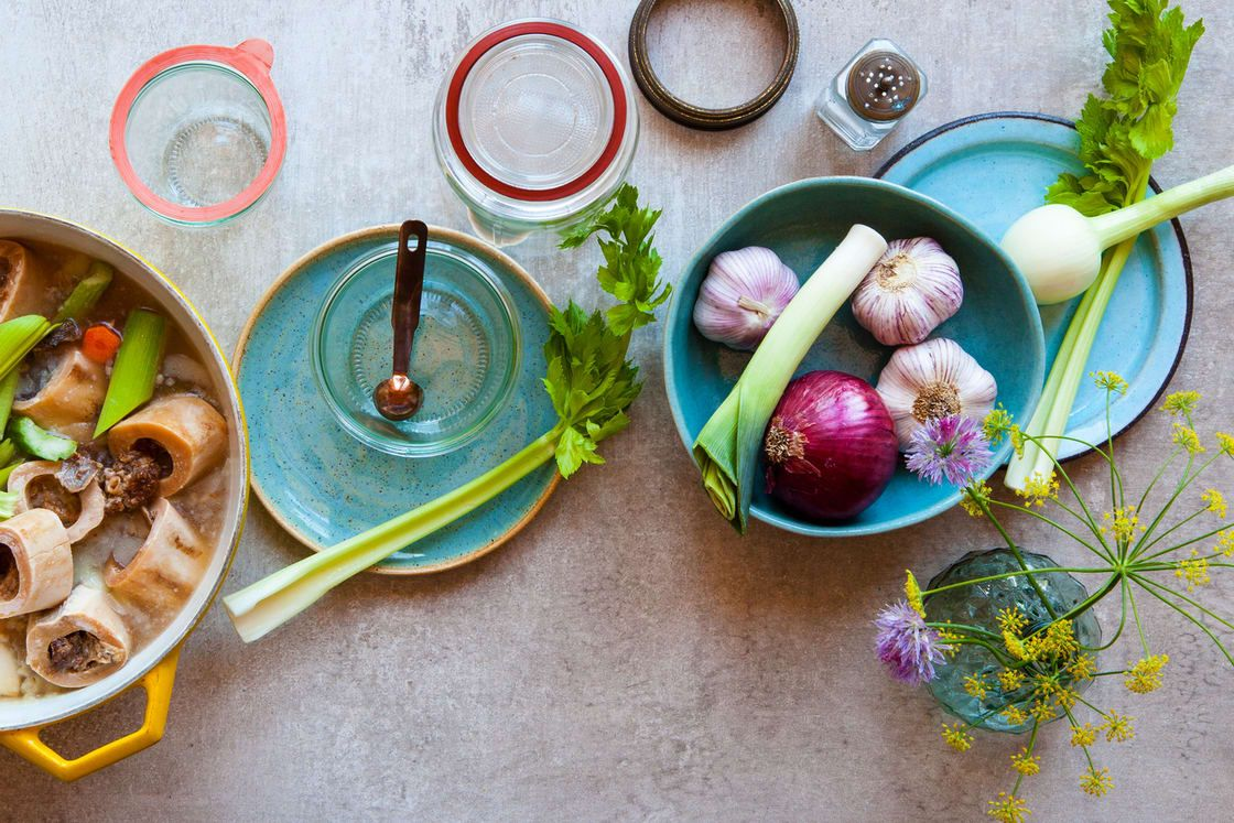 The 7 Best Foods & Supplements To Heal Your Gut Lining