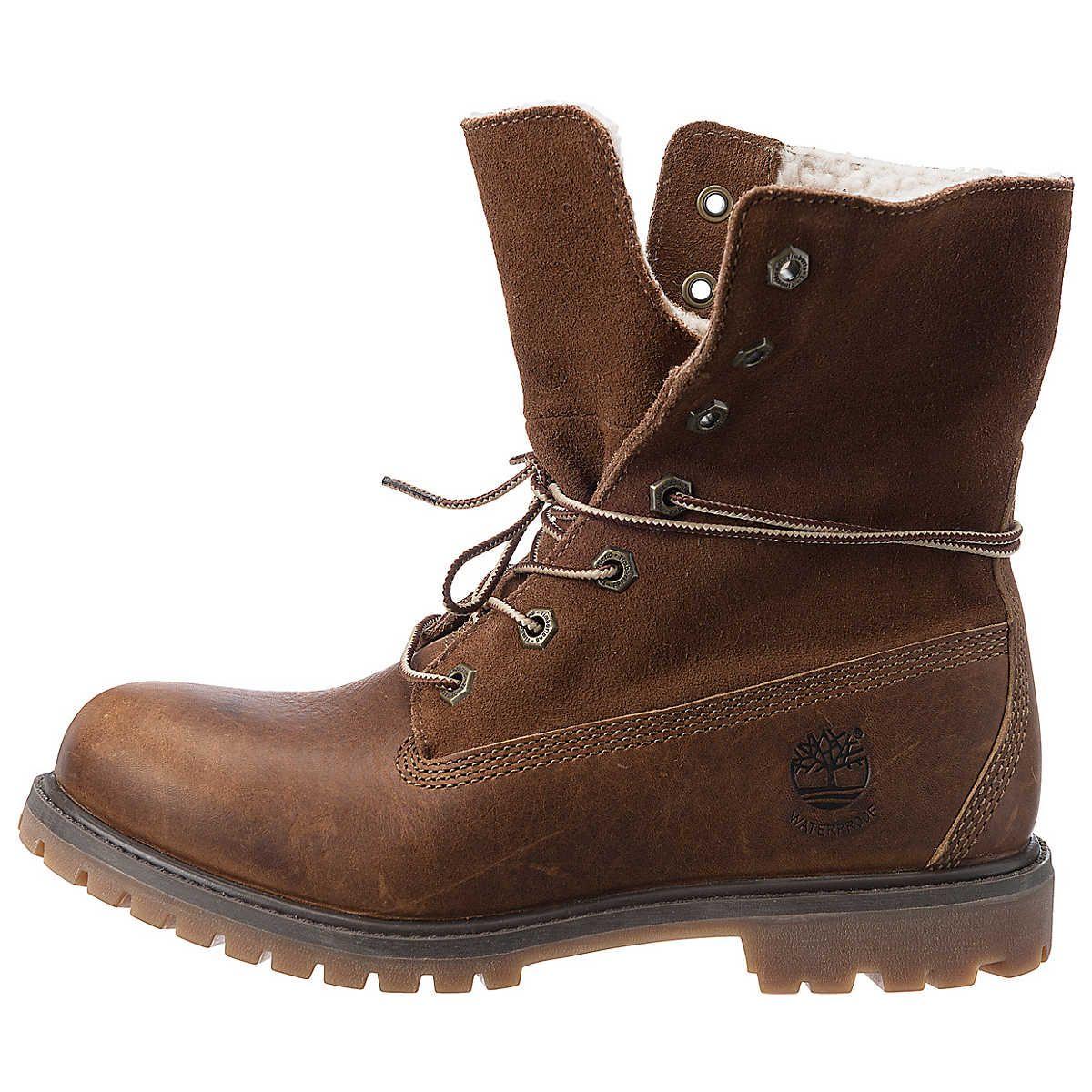 4b78eddcd9 Timberland Authentics Stiefeletten Timberland Schuhe Damen, Winterschuhe  Damen, Schuhe Sandalen, Kleidung, Taschen