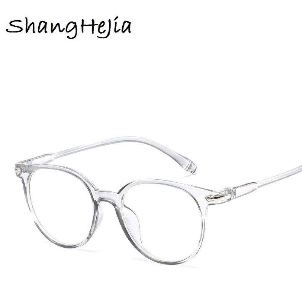 Photo of 2018 mode Frauen Brillengestell Männer Brillengestell Vintage Runde Klare Linse Brillen Optische Brillengestell