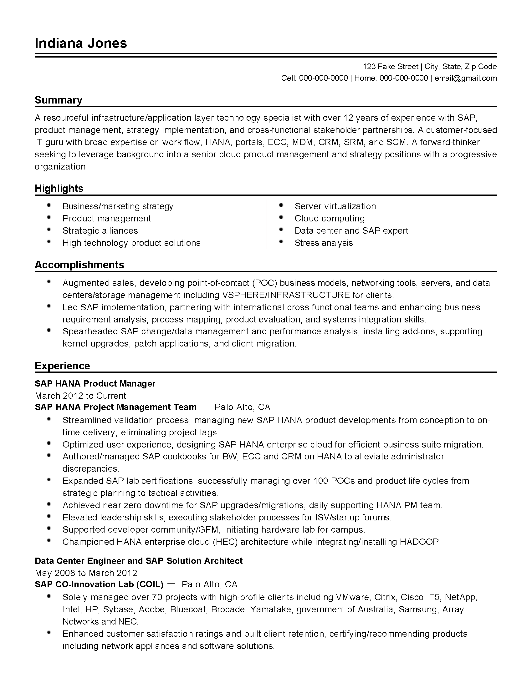Fake Resume Sample Correctional Officer Professional