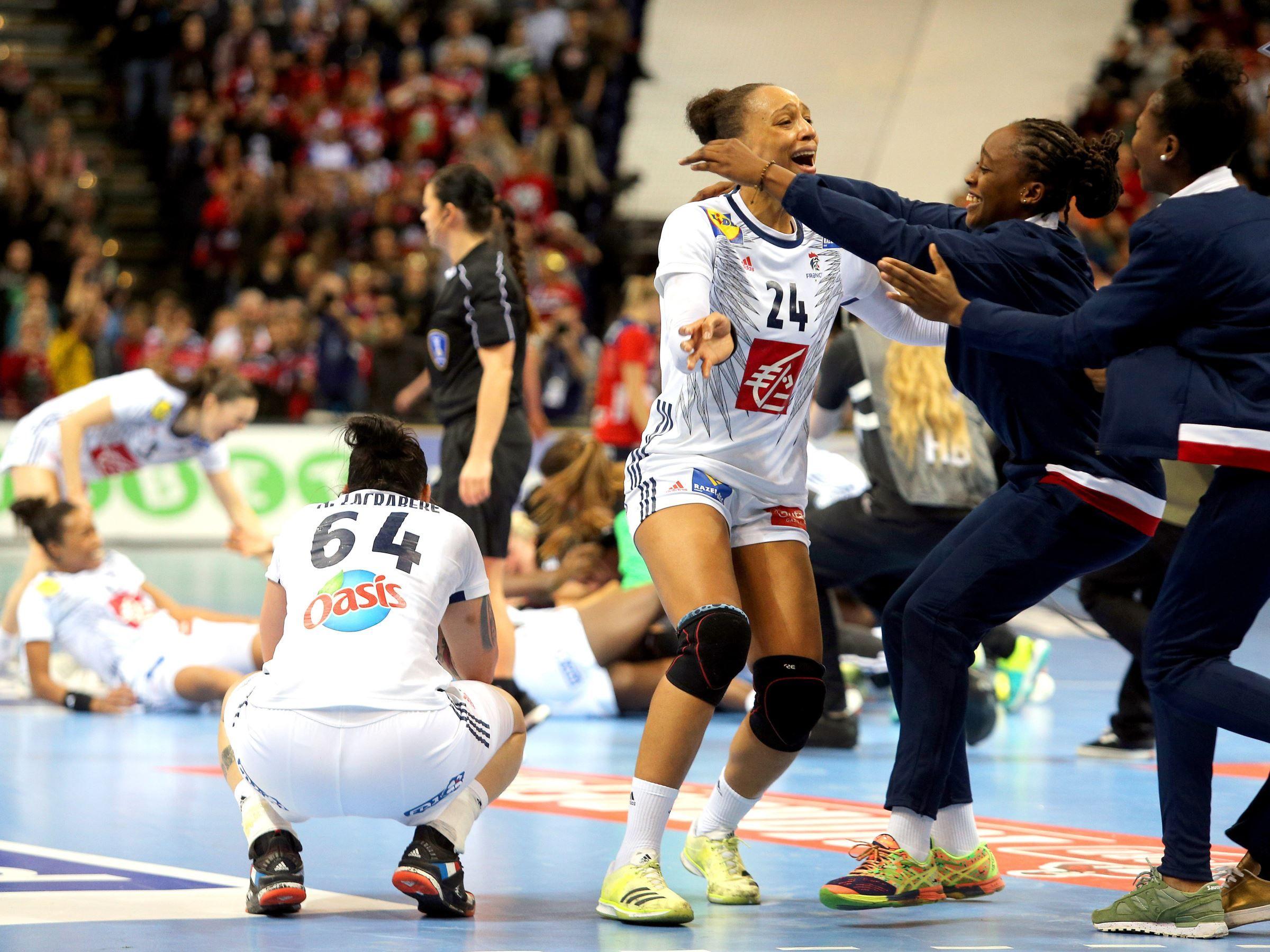 Euro 2018 féminin de handball les Bleues en finale, sur