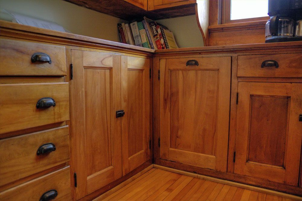 Amazing Craftsman Kitchen With Dynasty Hardware Super Saver Shaker Style Cabinet  Pull Satin Nickel, Wood Cabinets, Hardwood Floors