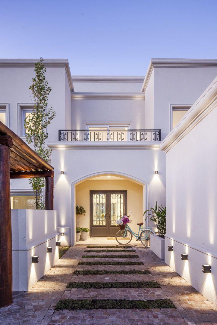 Arquitectura Fachadas De Casas Modernas Casas Modernas: Arquitecto Daniel Tarrio Y Asociados, Casa 10