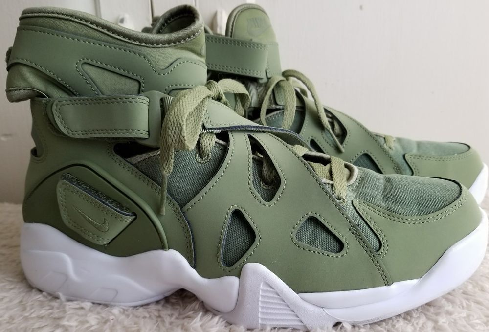 NIKE AIR UNLIMITED SZ 10 PALM GREEN WHITE DAVID ROBINSON THE ADMIRAL   fashion  clothing  shoes  accessories  mensshoes  athleticshoes  ad (ebay  link) 0718f98403