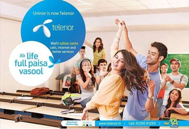 Telenor revamps their customer services Telenor India has