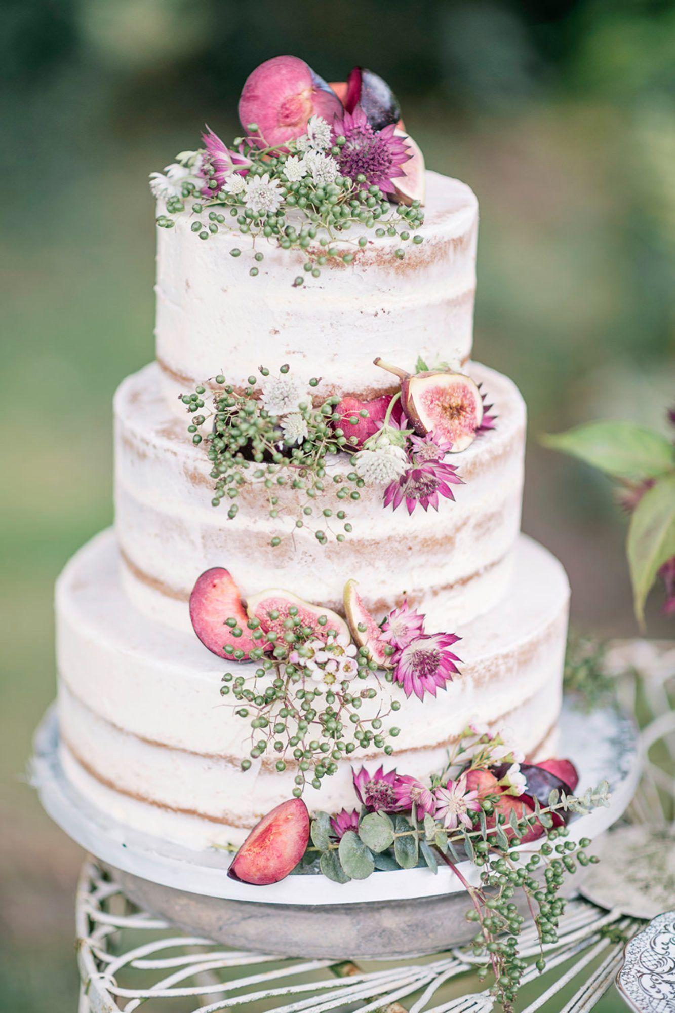 Fabulous floral wedding cake for spring bodas pinterest floral