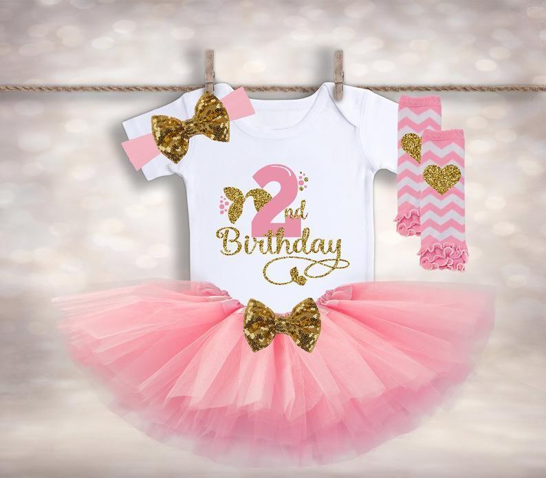 newborn baby girl outfit tutu dress photo shoot baby shower gift bow cake smash
