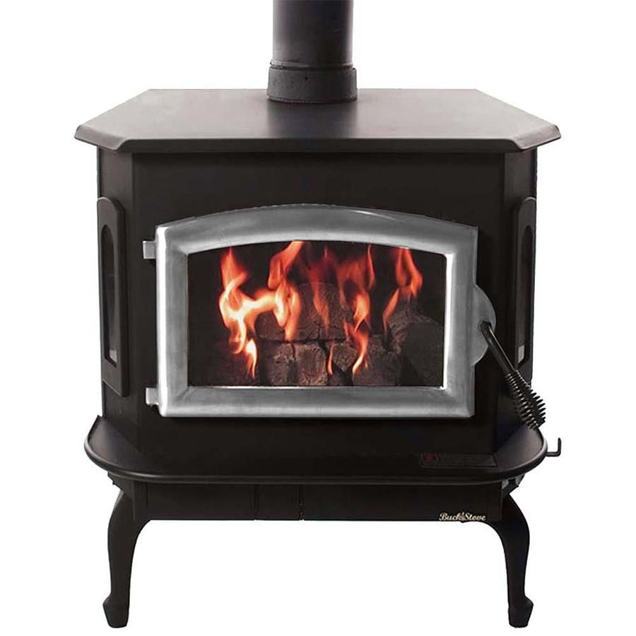 Buck Stove 2700 Sq Ft Heating Area Firewood Stove Lowes Com Buck Stove Wood Stove Stove