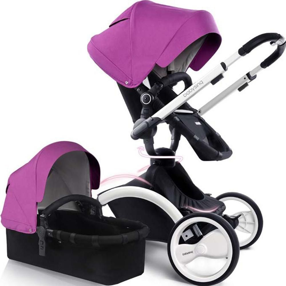 babysing 2 in 1 Stroller Reversible Seat Baby strollers