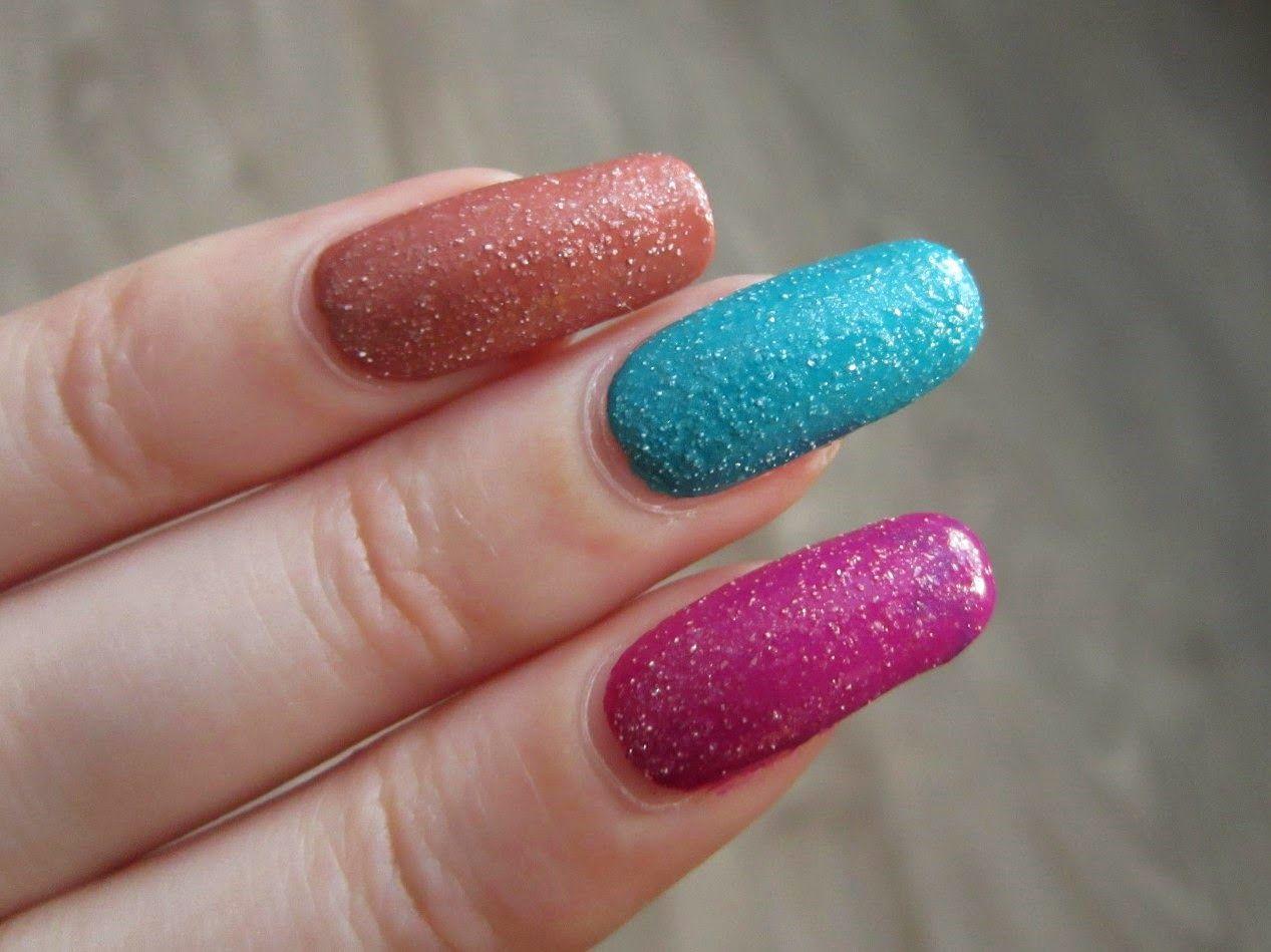 Essence sparkle & sand nail polish Jordana nail polish dusty rose ...