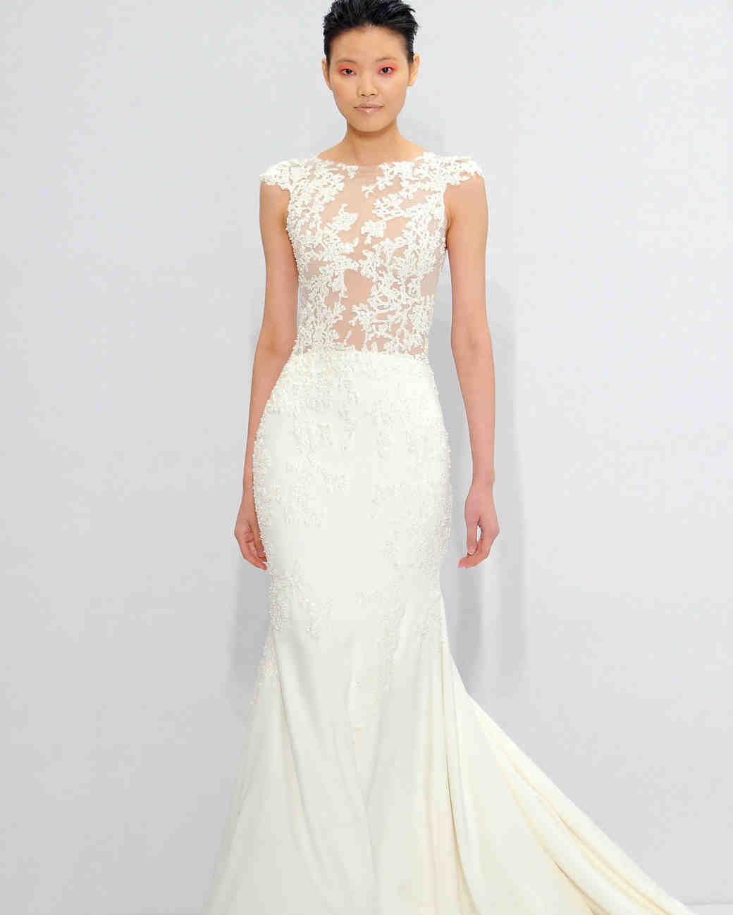 Mark Zunino For Kleinfeld Fall 2017 Wedding Dress Collection | Mark ...