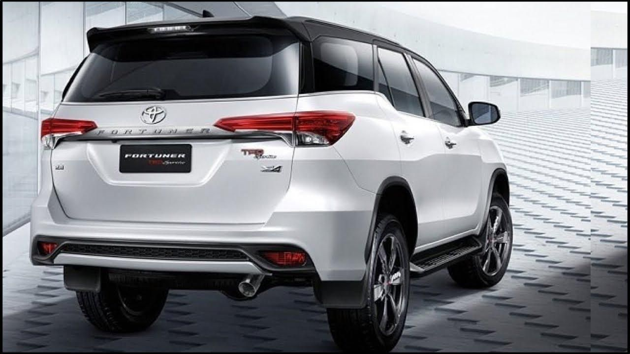 New Toyota Fortuner 2018 India Trd Sportivo Features