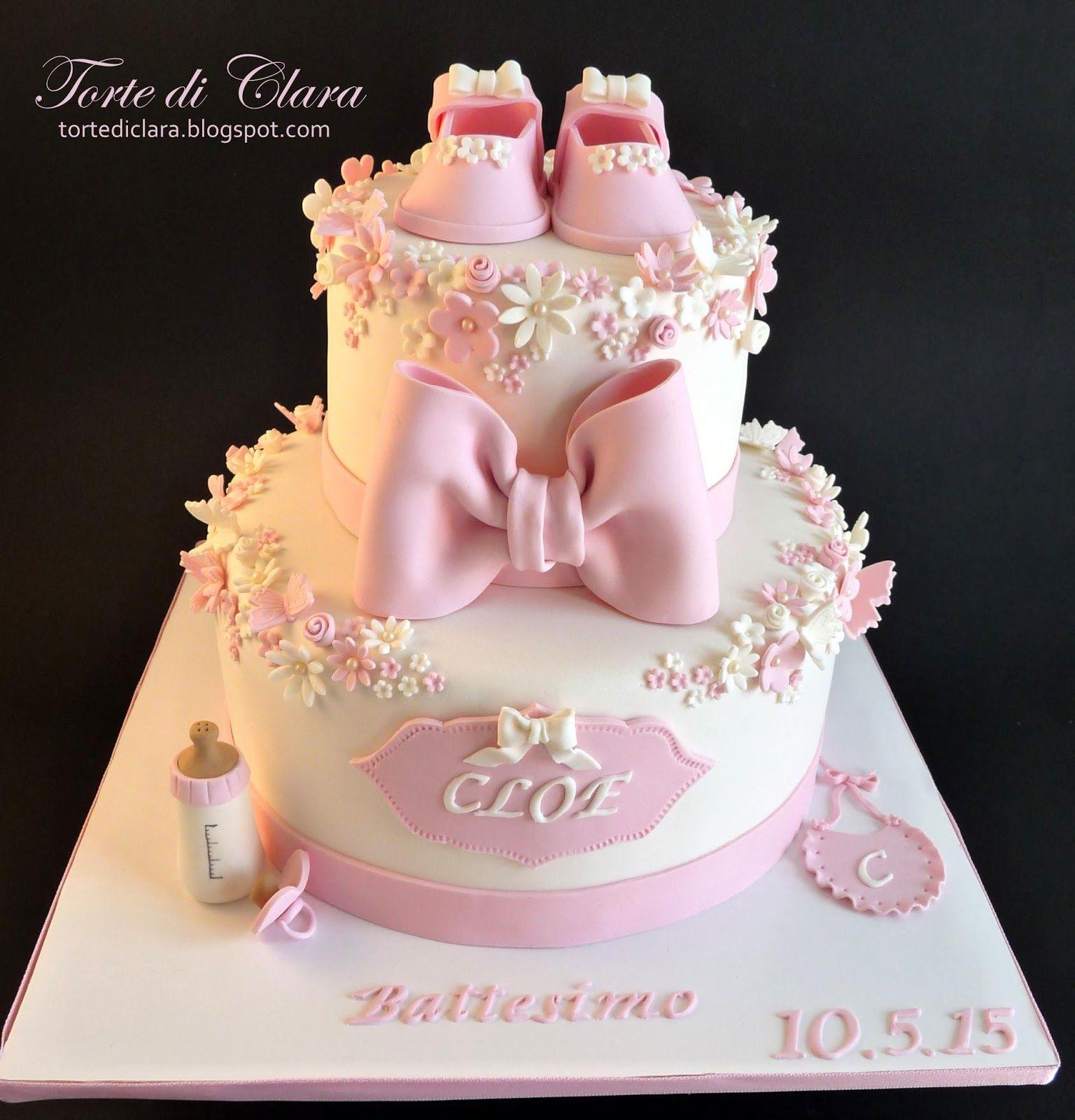 Bien-aimé torta battesimo - Cerca con Google | bimbi | Pinterest  ER96