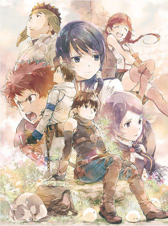 Pin By Kallie Luptak On 灰と幻想のグリムガル Anime Episodes Anime Anime Shows