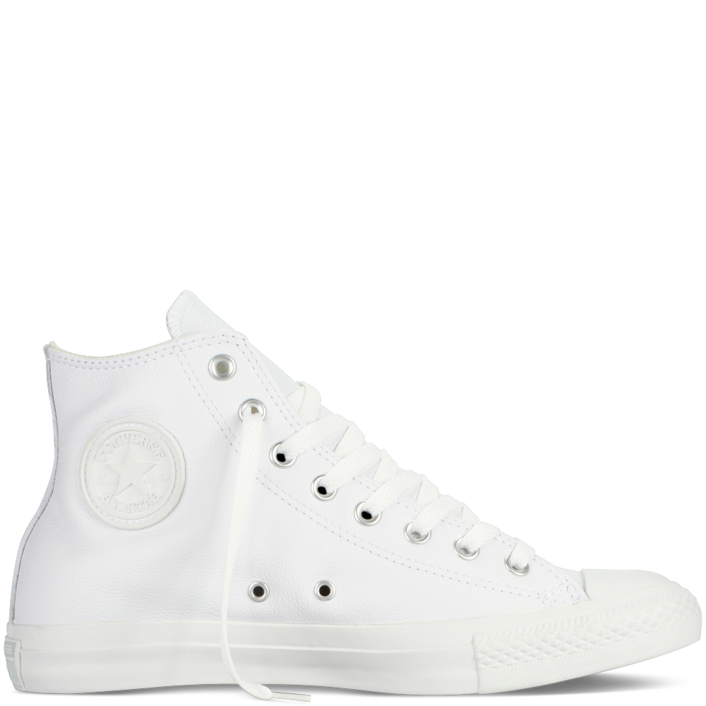 85817967f7f9 Chuck Taylor All Star Leather white monochrome