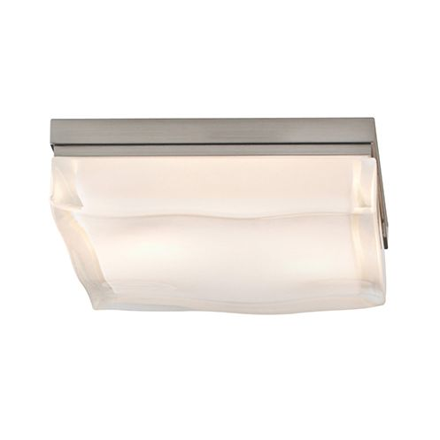 Fluid Square Ceiling Light - Small by Tech Lighting