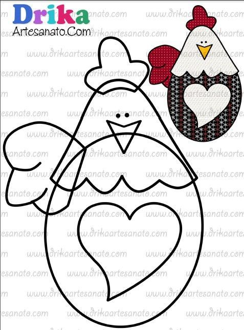 Pin by Nasia Toska on Copy | Pinterest | Chicken quilt, Chicken ...