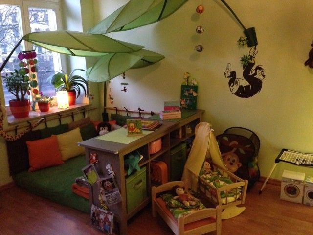 J Jungle Themed Room | Kids Room | Pinterest | Themed Rooms And .