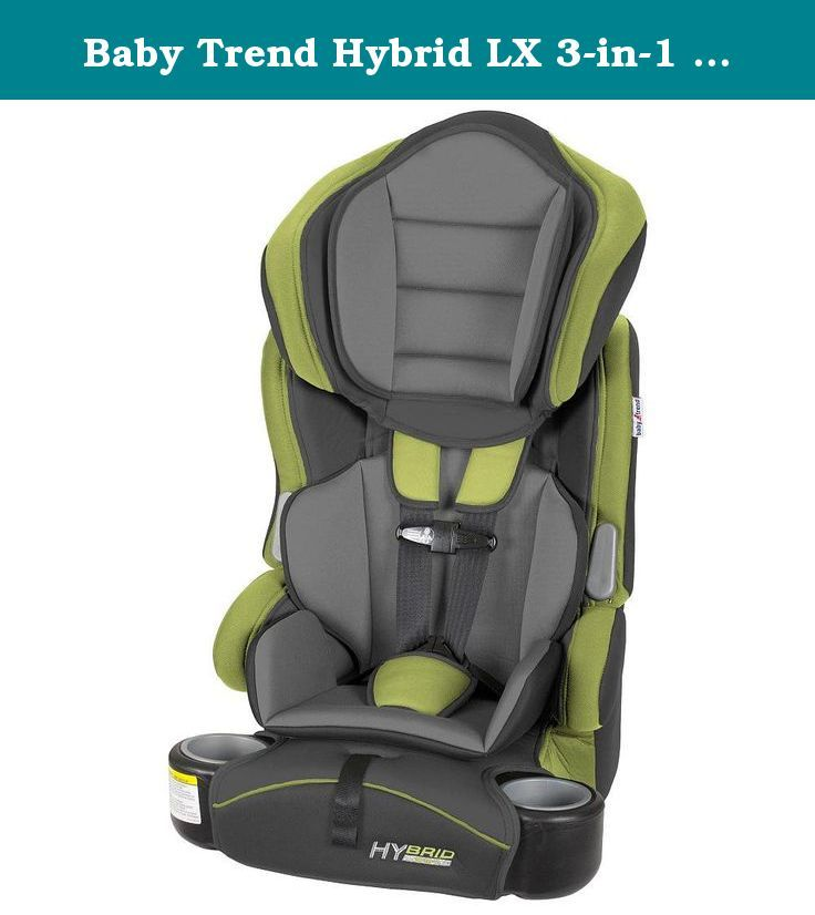 Baby Trend Hybrid LX 3 In 1 Convertible Car Seat