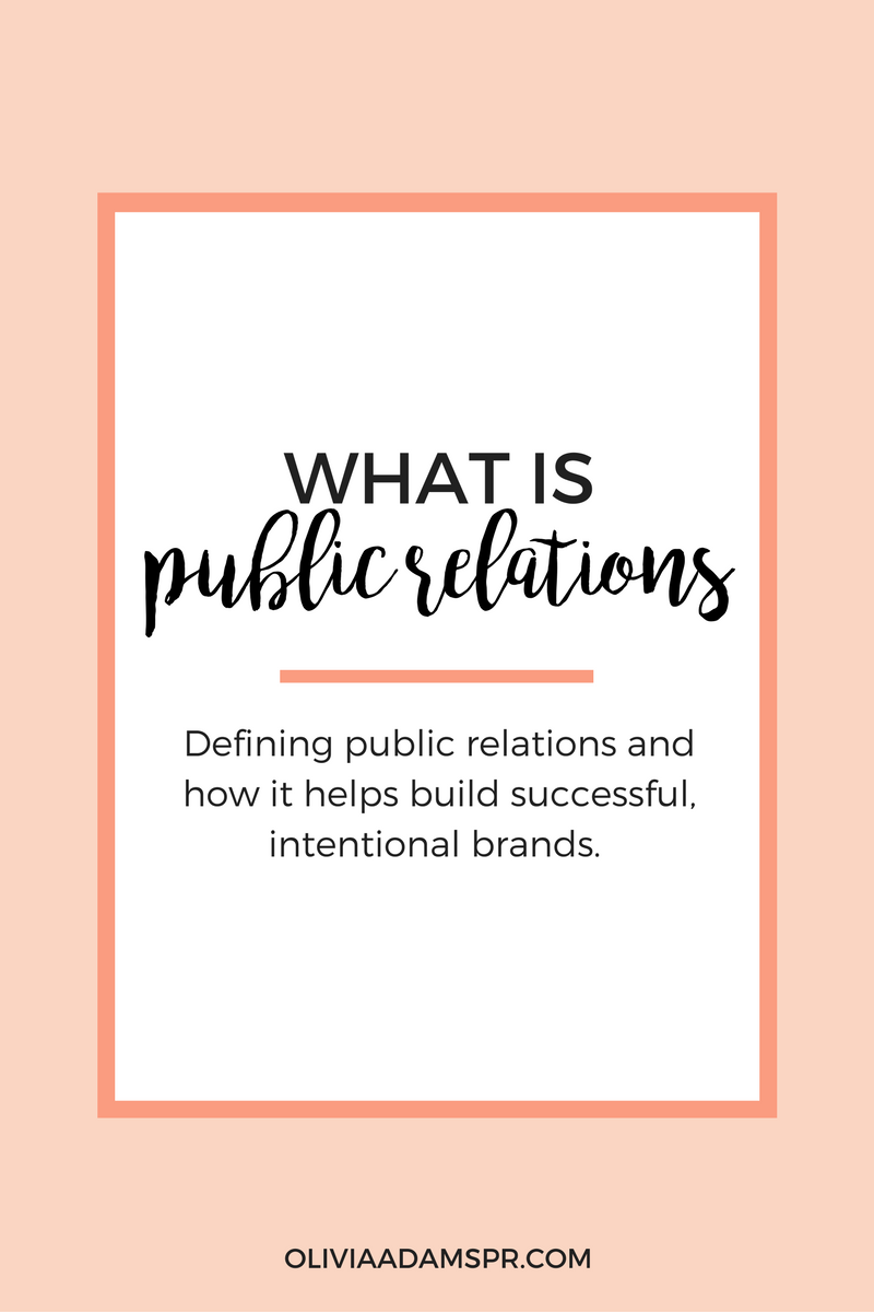 Public relations defined pr girl pinterest public relations public relations defined stopboris Image collections