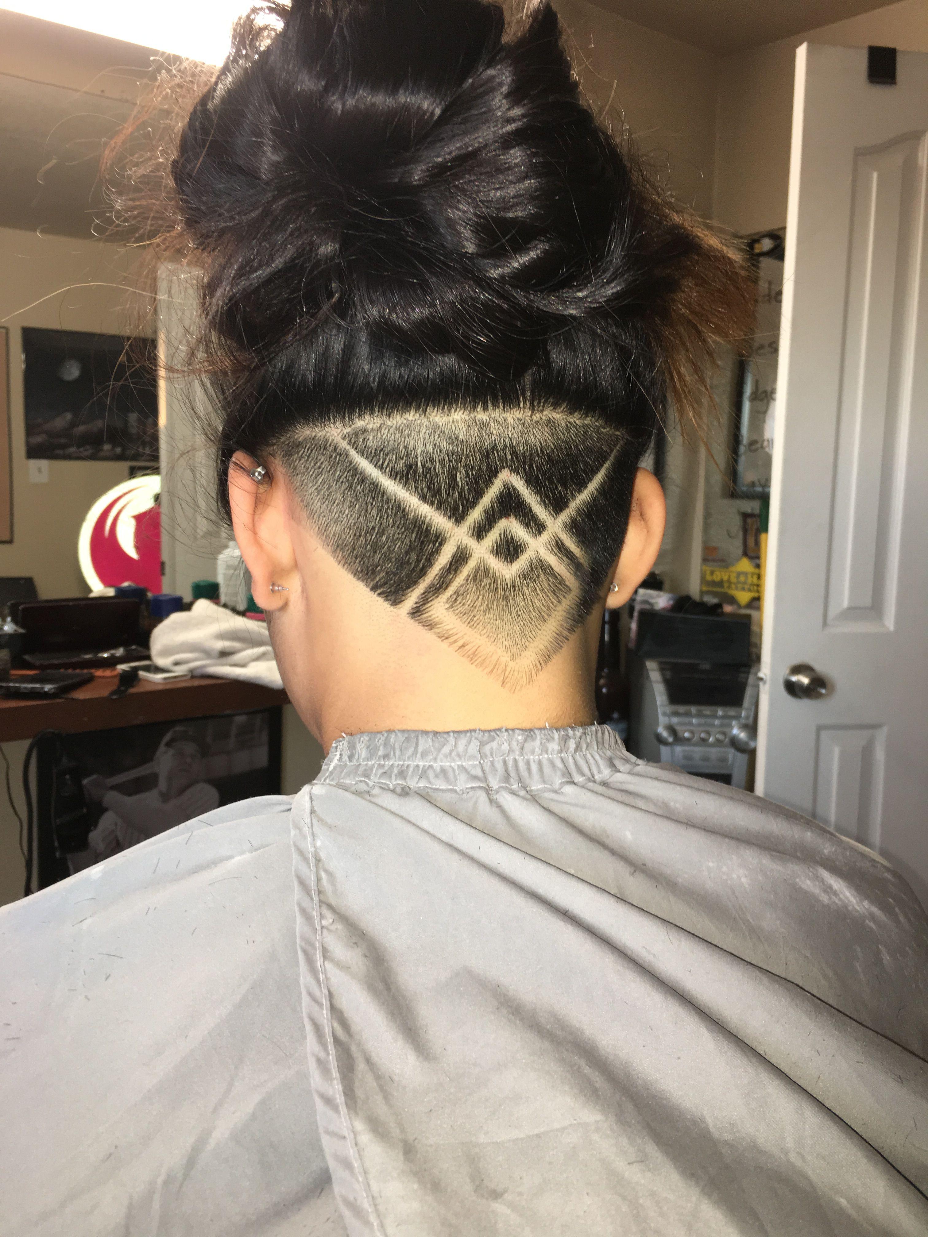 Undercut Design Undercut Hairstyles Undercut Hairstyles Women Undercut Long Hair