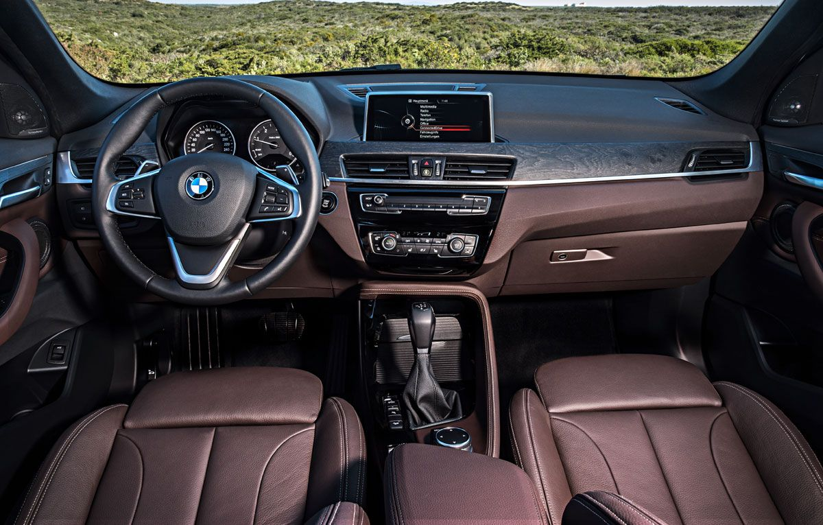 2016 Bmw X1 Official Pictures And Details With Images Bmw