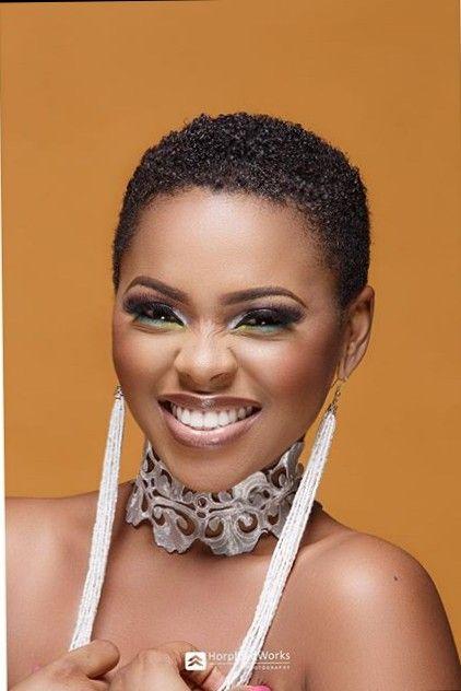 Chidinma Ms Kedike Ekile Stuns In New Photos Short Natural Hair Styles Black Natural Hairstyles Hair Styles