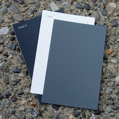 Exterior paint colour combinations for 2012 from - Apartment exterior colour combination ...