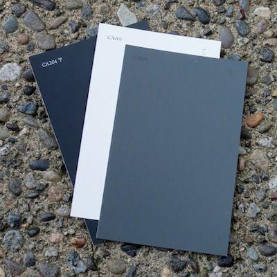 Exterior paint colour combinations for 2012 from - Apartment exterior color schemes ...