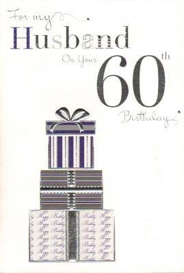 Husband 60th birthday birthday card birthday card httpamazon husband 60th birthday birthday card birthday card httpamazon bookmarktalkfo Gallery