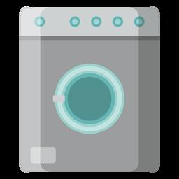 Washing Machine Icon Kitchen Washing Machine Business Card Design Creative Icon