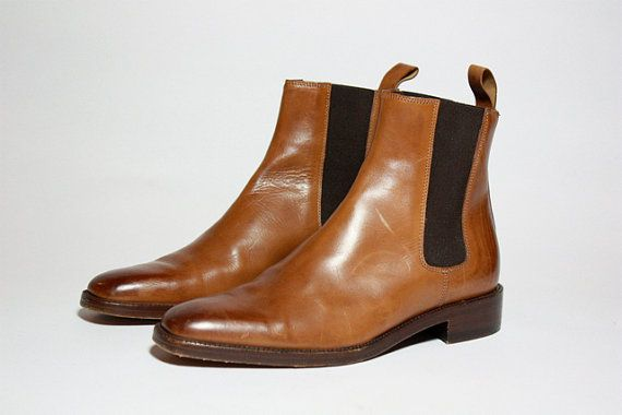 Another Chelsea boot, except this time Ralph Lauren and vintage leather. Mmm.