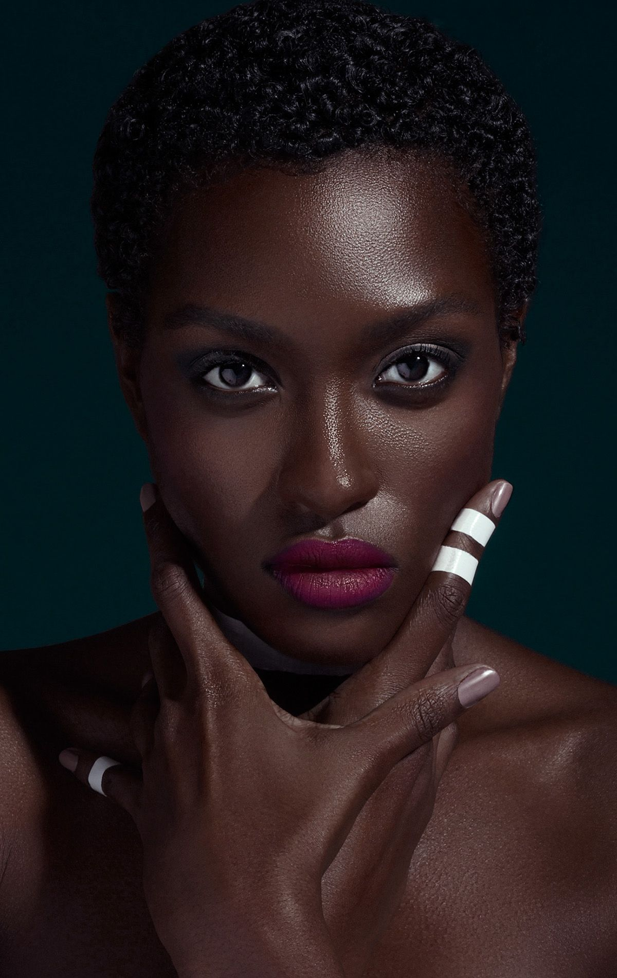 darkskin fashionmodel nude 1000+ ideas about Dark Skin on Pinterest | Dark Skinned Women, Natural Hair and Makeup