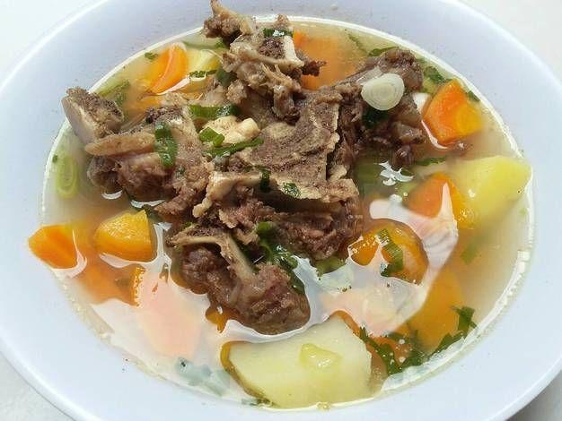 Resep Sop Tulang Sapi Kuah Bening Oleh Fiqhiwahab55 Resep Resep Masakan Asia Resep Masakan Sehat Makanan Dan Minuman