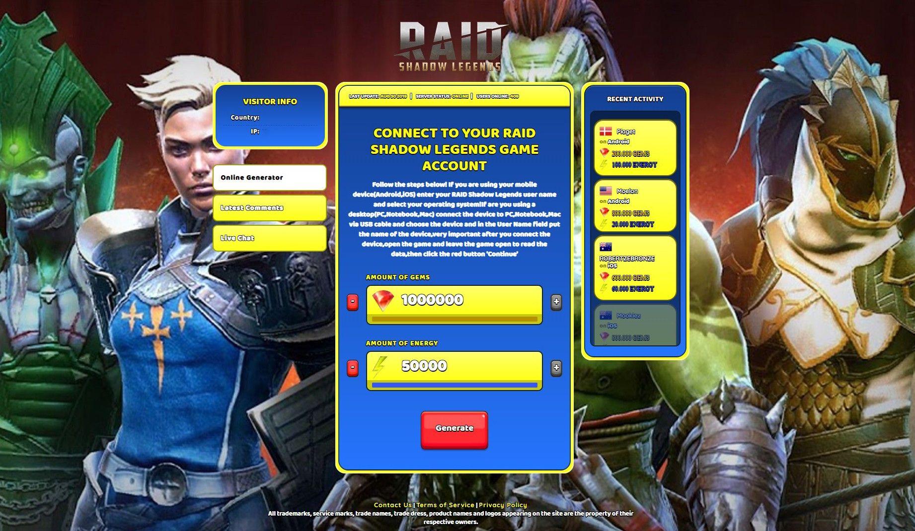 raid shadow legends hack apk raid shadow legends cheat