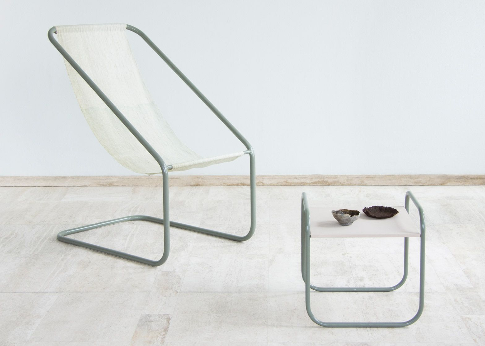 Nienke hoogvlietus sea me furniture is made from woven algae
