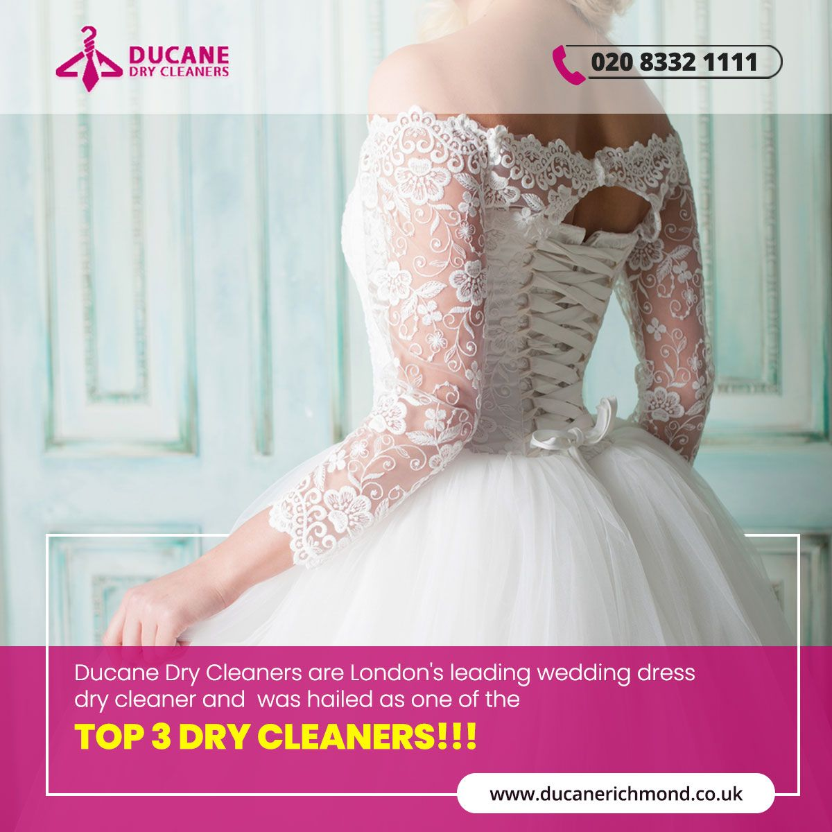 Ducane Dry Cleaners London Dry Cleaners Wedding Dresses Cleaners