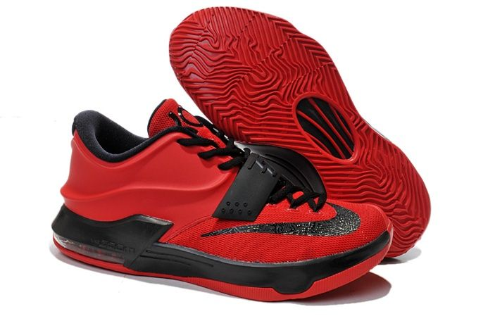 pretty nice 40a95 24aab ... purchase best zoom kd 7 big kids shoes black chinese red online best  nike shoes.