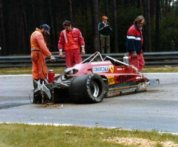 156 fantastiche immagini su Gilles Villeneuve | Pilot, Auto da ...