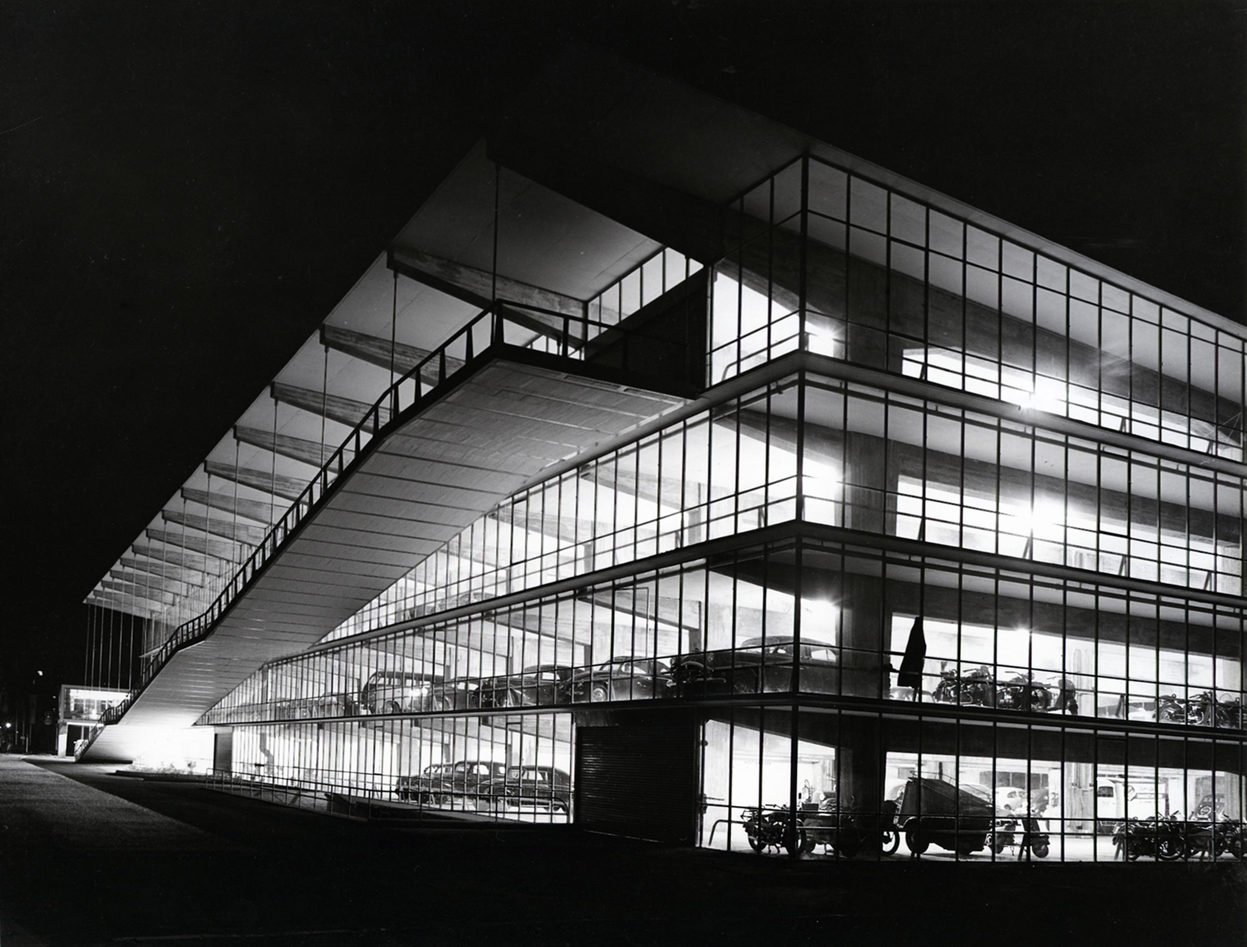 Rückblick auf ein Architekturjahrhundert Paul Schneider