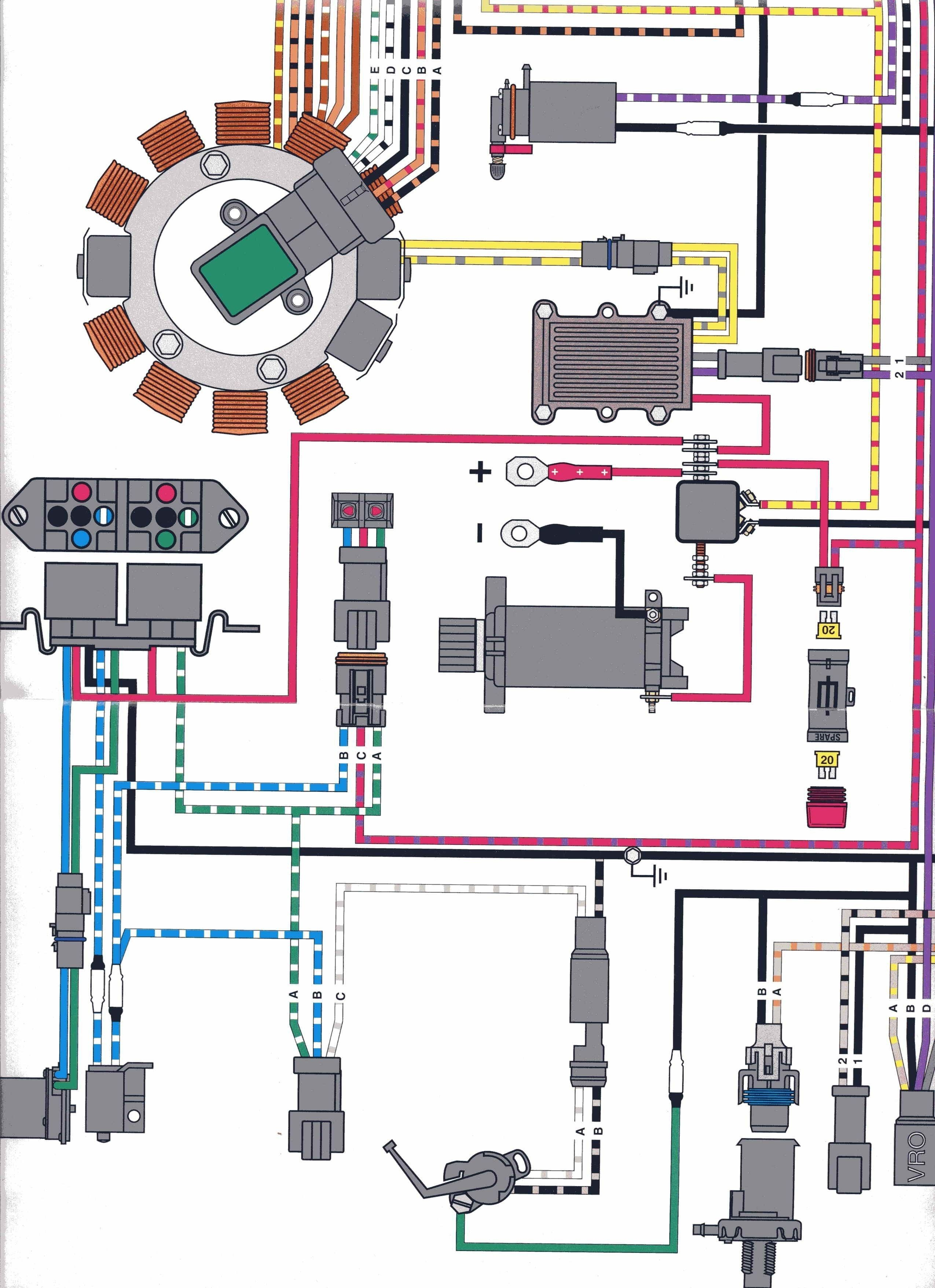 New Johnson Ignition Switch Wiring Diagram | Diagram ...