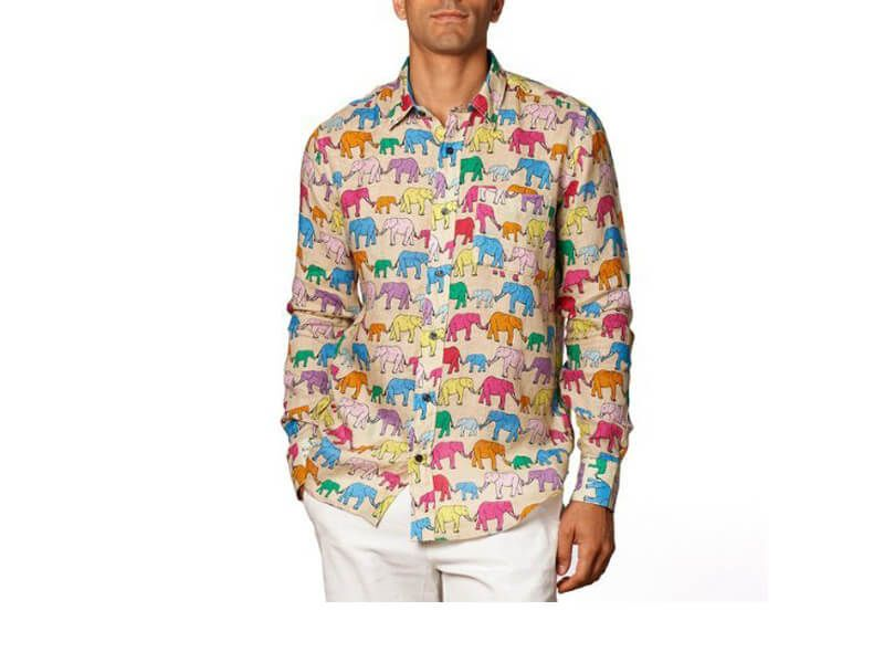Get Here Printed Shirts In High Quality Fabric Shirts in