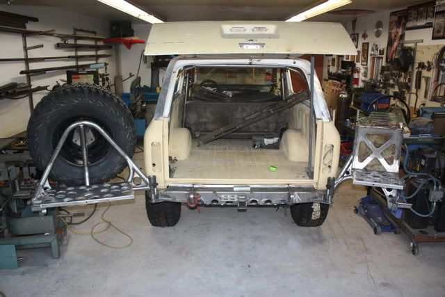 1976 Scout Traveler Ultimate Expedition Build Page 17 Expedition Portal Scout Expedition International Scout